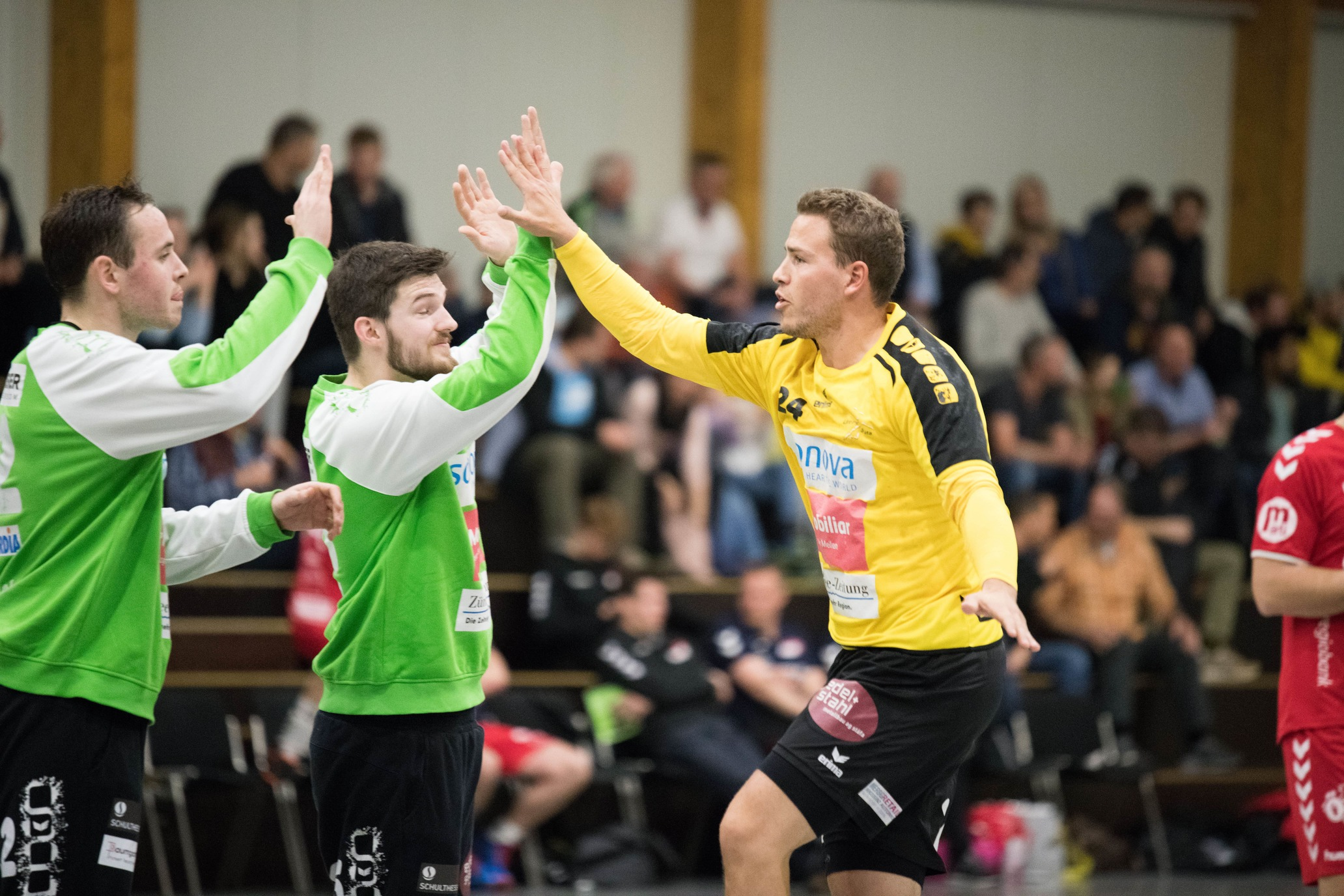 1819 Lakers TVSolothurn 1