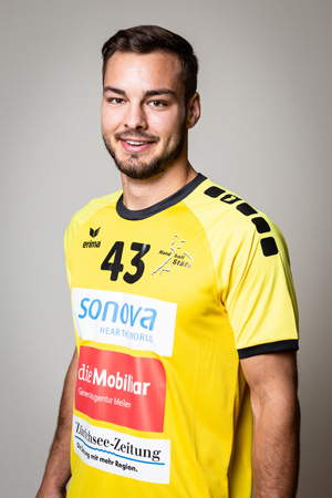 handball lakers staefa Barth Louis Spieler 43
