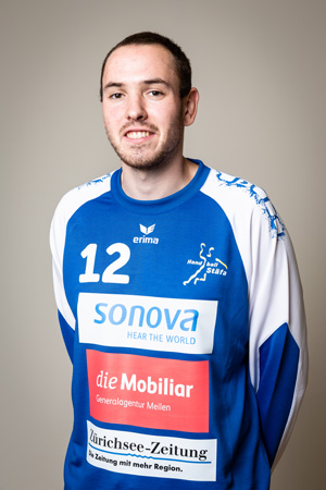 handball lakers staefa Murbach Patrick Spieler TW 12